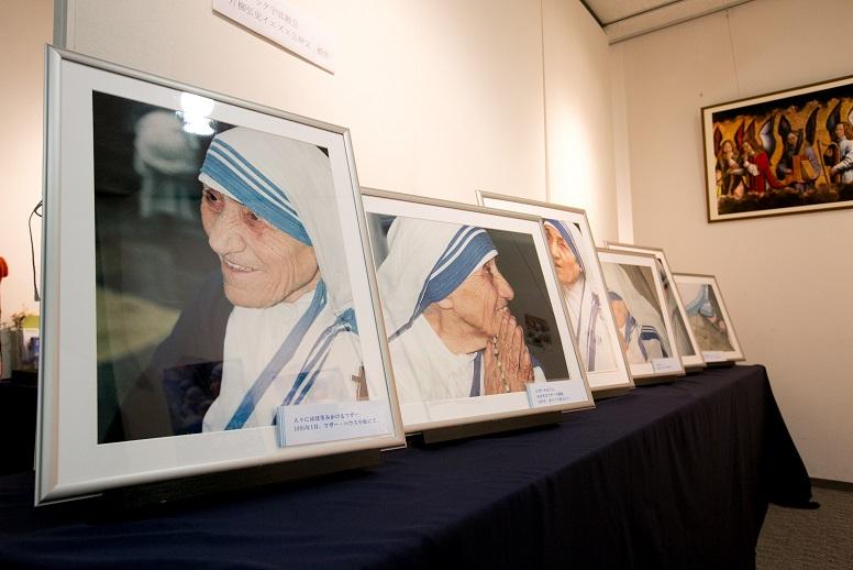【スピーチ動画】マザー・テレサ写真展オープニングセレモニー
