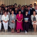 広島にて出版記念昼食会を開催致しました