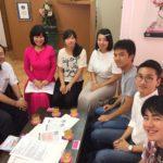 横浜の大学生と未来志向の平和教育についてディスカッション致しました