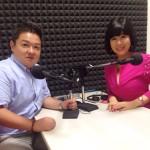 ラジオ「地元でがんばるjin」に出演いたしました!
