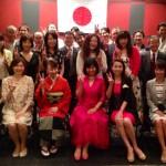 東京にて出版記念昼食会を開催致しました。