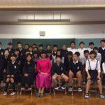 下関市 全小・中学校72校で漫画「キセキのヒロシマ」で平和学習致しました